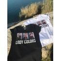 Tričko LADY COLORS