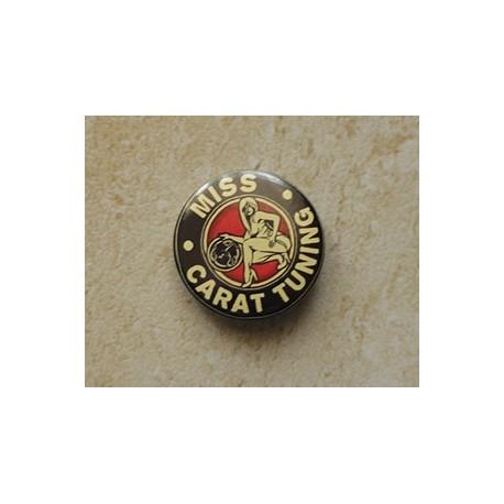 Odznak Miss Carat Tuning